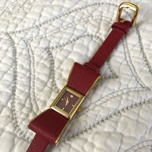 kate spade Accessories - Kate Spade Kenmare Bow shaped watch